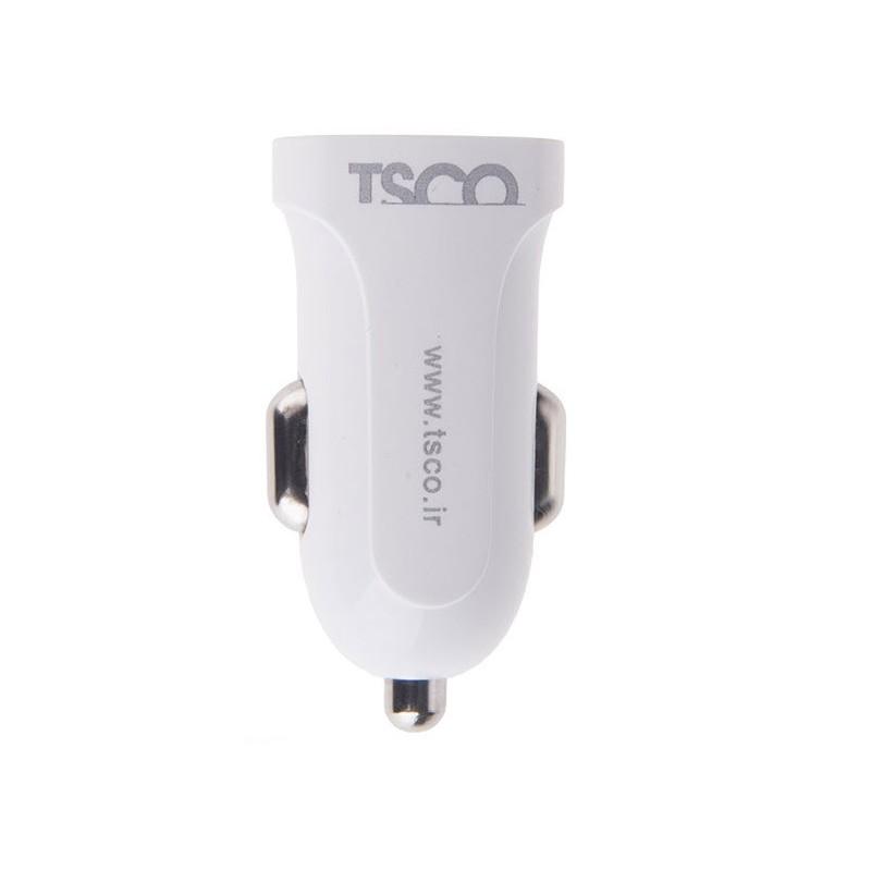 شارژر فندکي تسکو مدل TCG 11 به همراه کابل microUSB