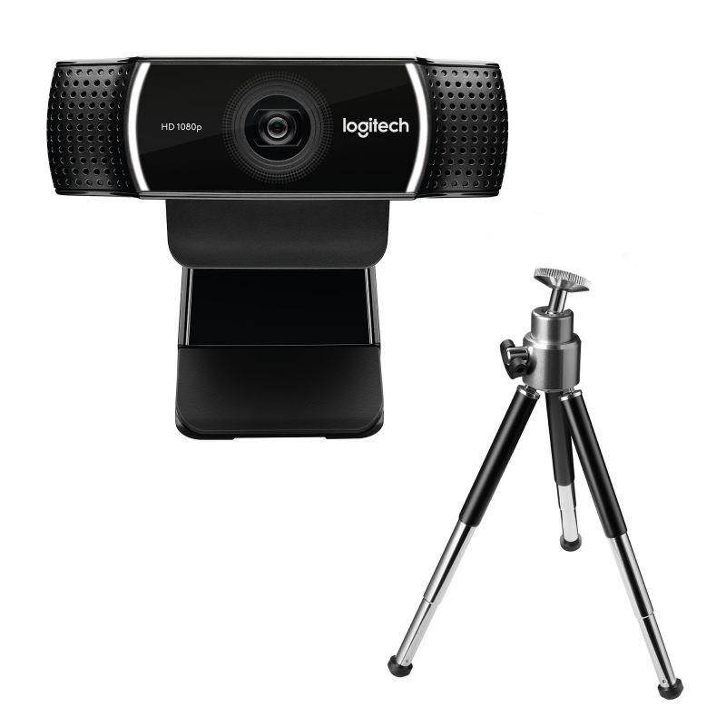 Logitech C922 PROSTREAM Webcam