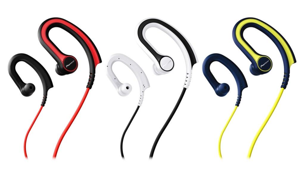 Pioneer SE-E711T Headphone - هدفون پایونیر مدل SE-E711T