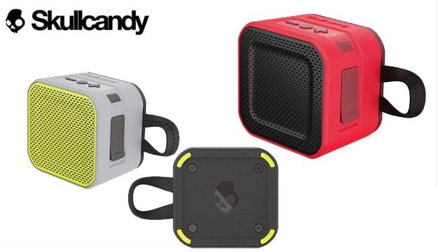 اسپیکر بلوتوث اسکال کندی مدل BARRICADE MINI - Bluetooth Speaker | اچ پی کالا