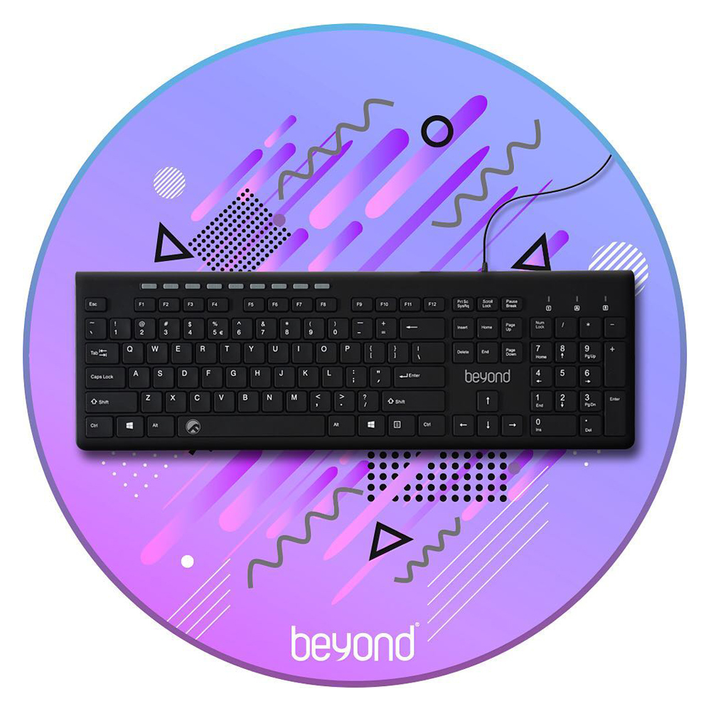 Beyond BK-3770 Keyboard