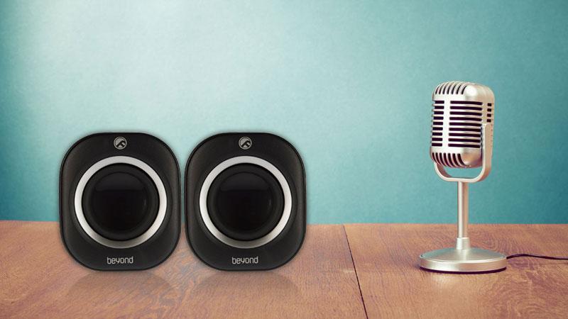 Beyond FMS-2035 Speaker