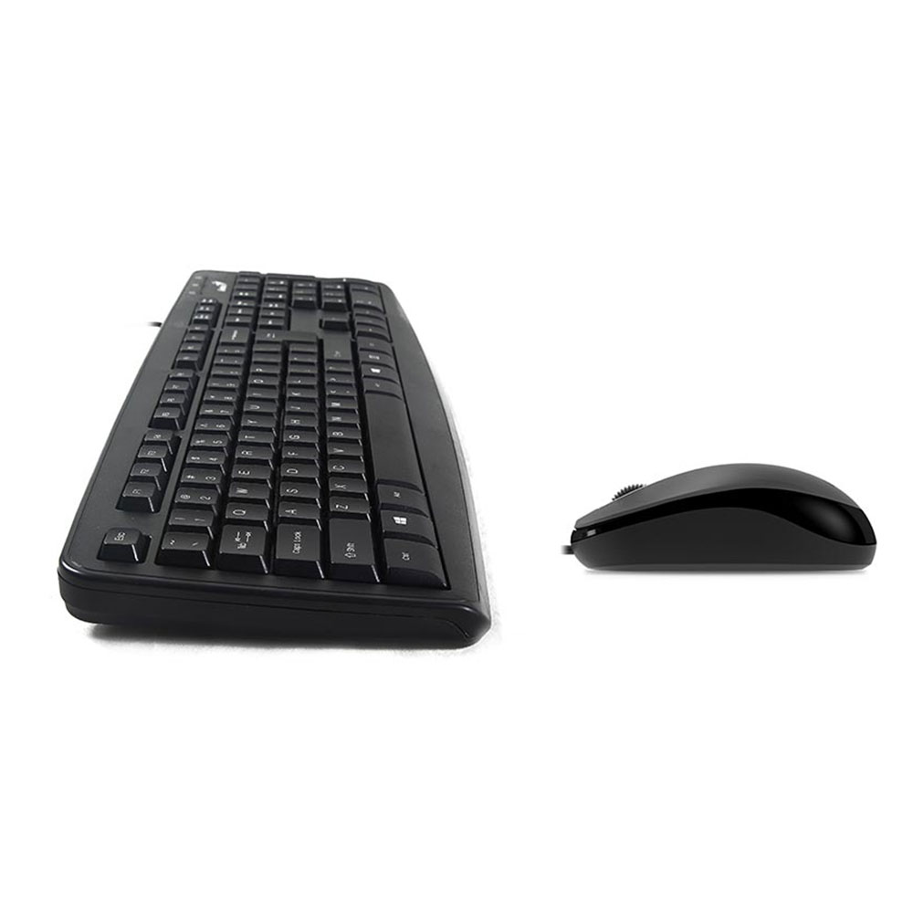Keyboard and Mouse Genius KM-130 USB