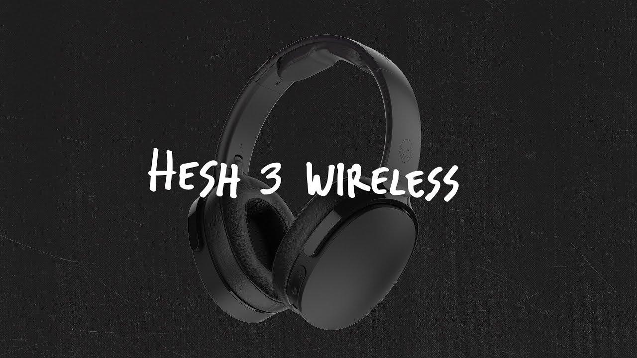 Skullcandy Hesh3 Bluetooth Headphone - هدفون بلوتوث اسکال کندی مدل Hesh3