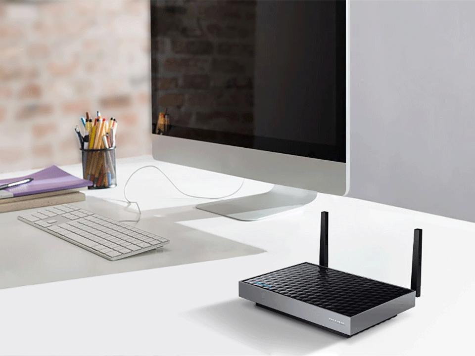 TP-Link RE380D AC1200 Wi-Fi Range Extender - تقویت کننده وایرلس تی پی لینک مدل RE380D
