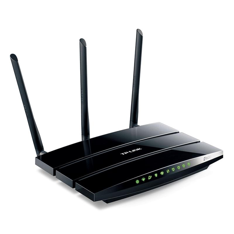 TP-LINK TD-W8980 N600 Wireless Dual Band Gigabit ADSL2+ Modem Router - مودم-روتر +ADSL2 بیسیم تی پی-لینک مدل TD-W8980
