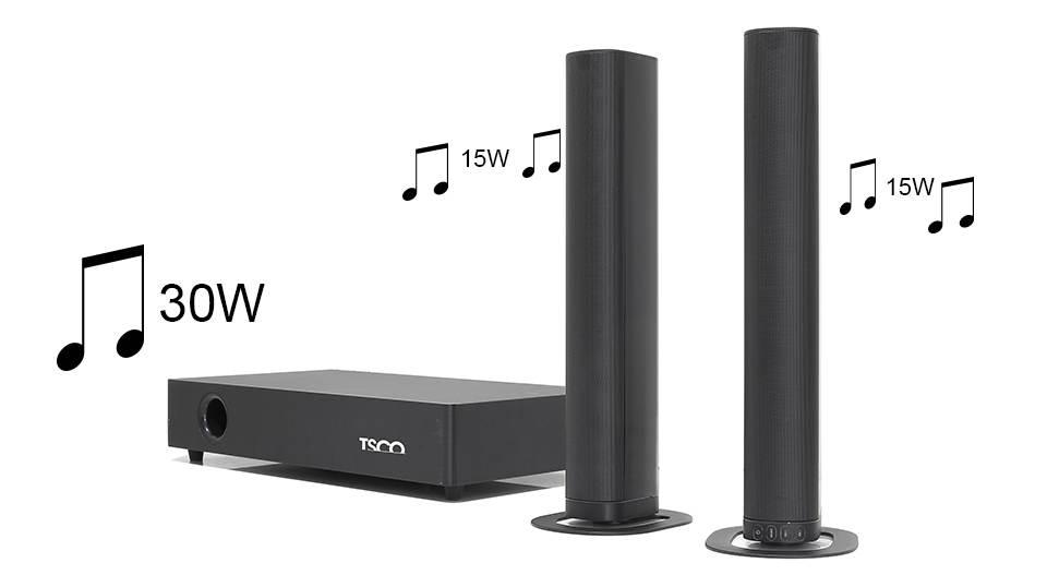 Tsco 2027 Soundbar