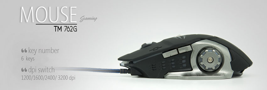Tsco TM 762 Gaming Mouse