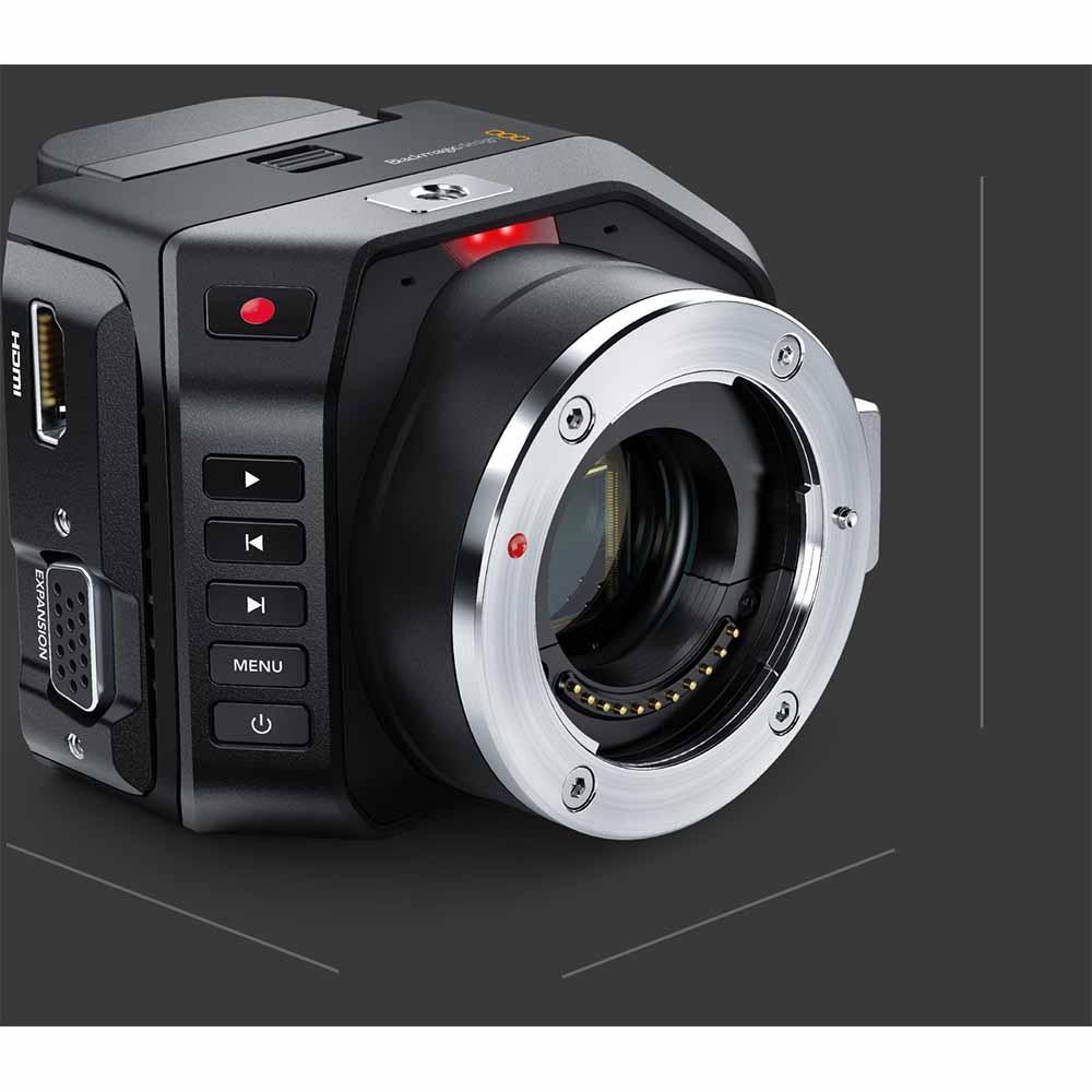 دوربین سینمایی Blackmagicdesign مدل Micro Cinema Camera