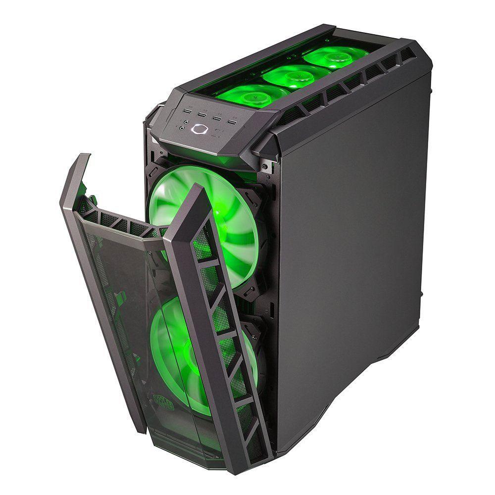 Cooler Master MasterCase H500P Mid-Tower Case
