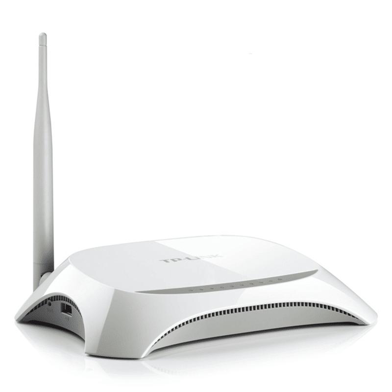 TP-LINK TL-MR3420 3G/4G Wireless Router - روتر بیسیم 3G/4G تی پی-لینک مدل TL-MR3420