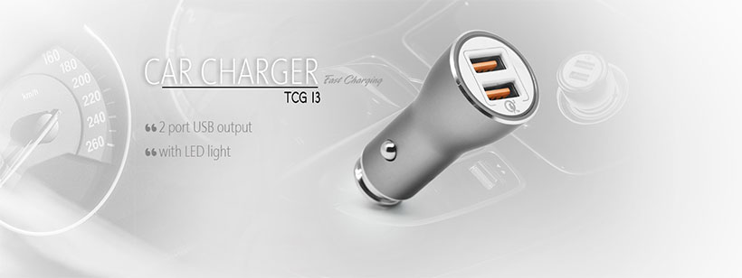 TSCO TCG 13 Car Charger