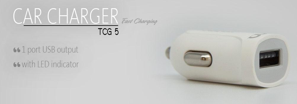 TSCO TCG 5 Car Charger