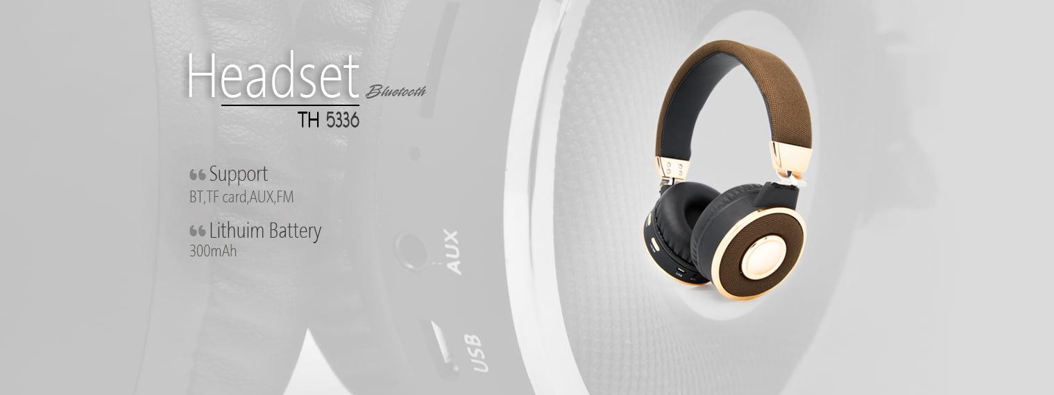 Tsco TH 5336 Headphones
