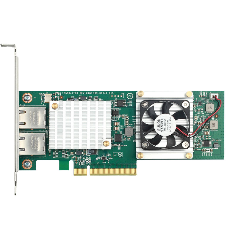 D-Link DXE-820T Dual Port 10GBASE-T RJ45 PCI Express Adapter - کارت شبکه PCI Express دی-لینک مدل DXE-820T