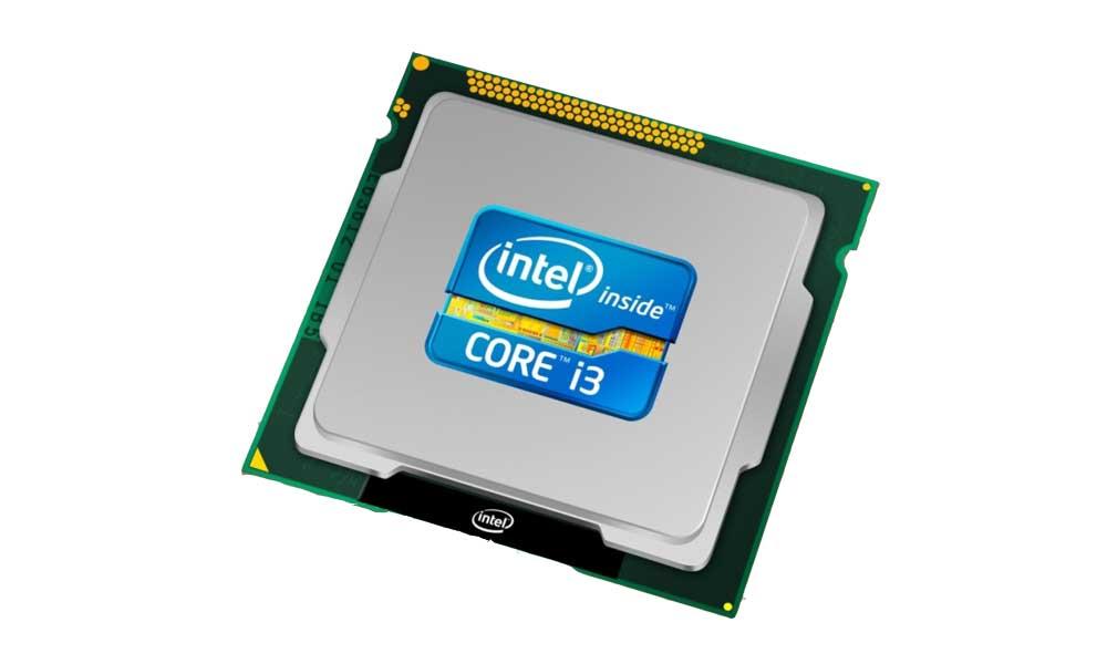 پردازنده مرکزی ، پردازنده مرکزی اینتل مدل i3-8100