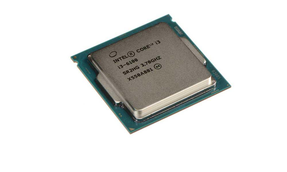 پردازنده مرکزی Core i3-6100