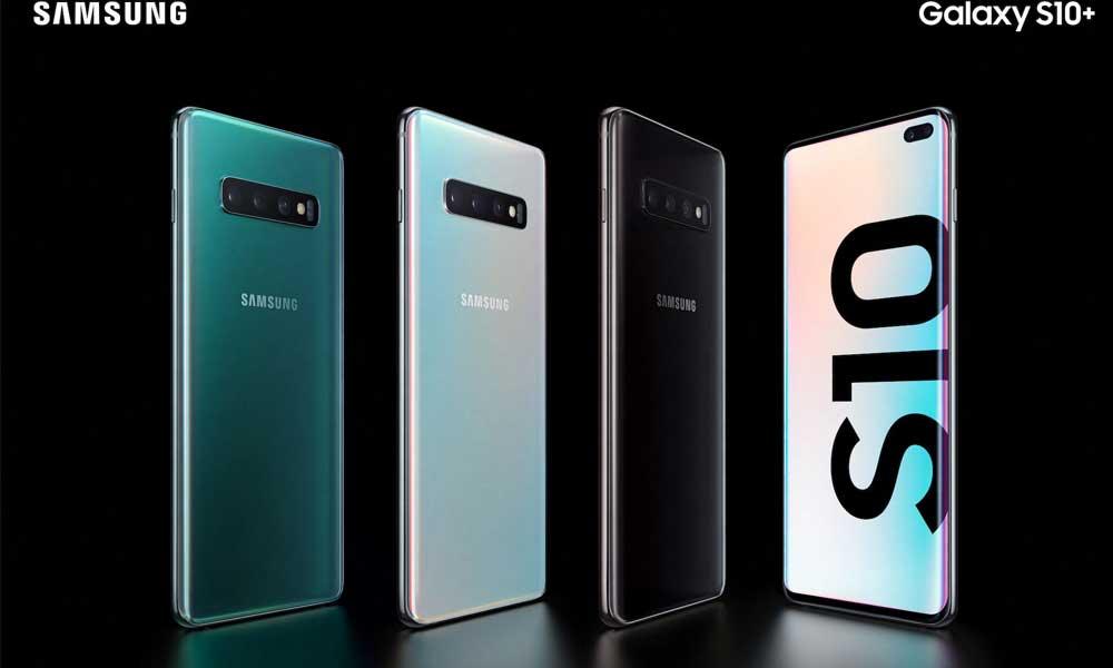 گوشی سامسونگ Galaxy S10 Plus