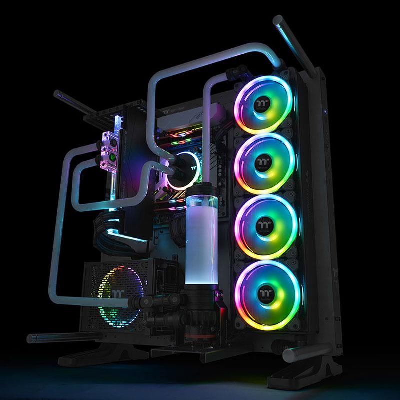 فن کیس ترمالتیک مدل Riing 14 RGB