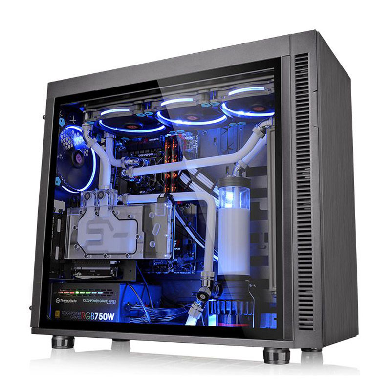 Thermaltake Suppressor F51 Tempered Glass Edition Mid Tower Case - کیس ترمالتیک مدل Suppressor F51 Tempered Glass Edition