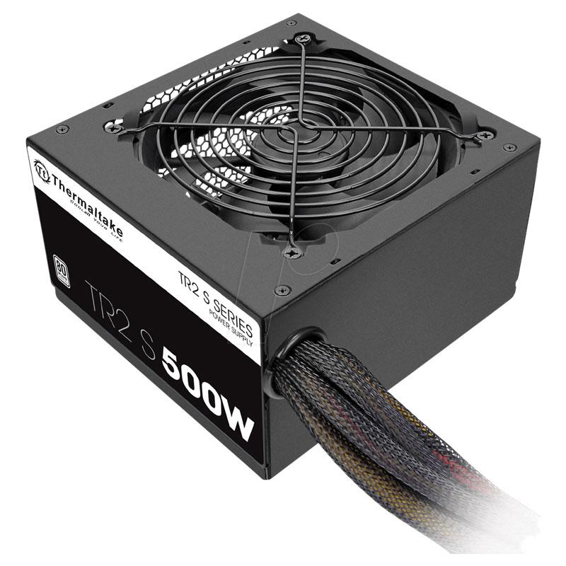 Thermaltake TR2 500W Computer Power Supply - منبع تغذیه کامپیوتر ترمالتیک مدل TR2 500W