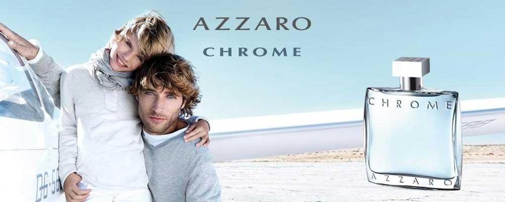 ادو تویلت مردانه آزارو مدل Chrome - قیمت Azzaro Chrome Eau De Toilette