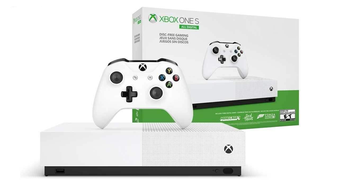ایکس باکس مایکروسافت مدل Xbox One S ظرفیت 1 ترابایت