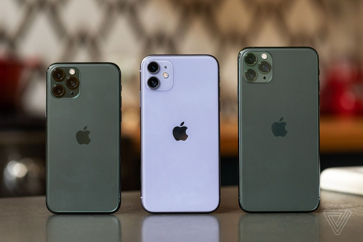 گوشی موبایل اپل مدل iphon 11 دو سیم کارت ظرفیت 64 گیگابایت