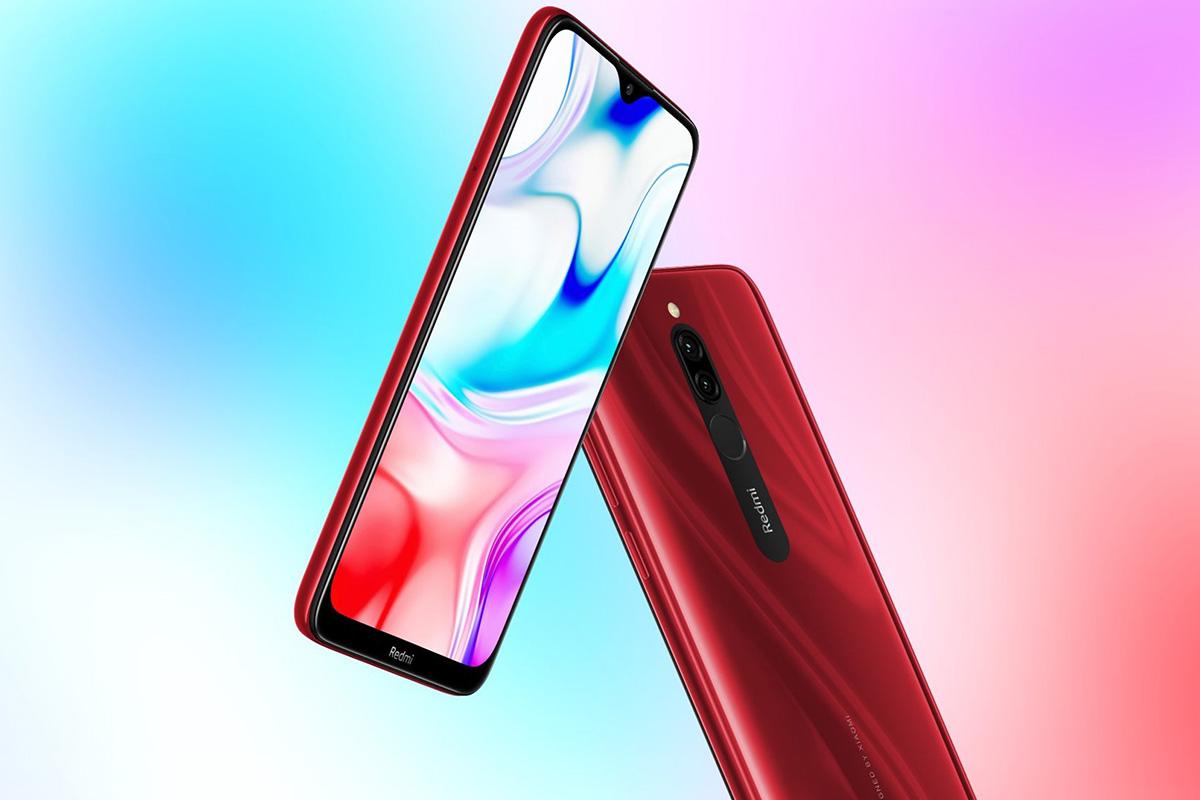 گوشی موبایل شیائومی مدل Redmi 8 ظرفیت 32 گیگابایت با 18 ماه گارانتی