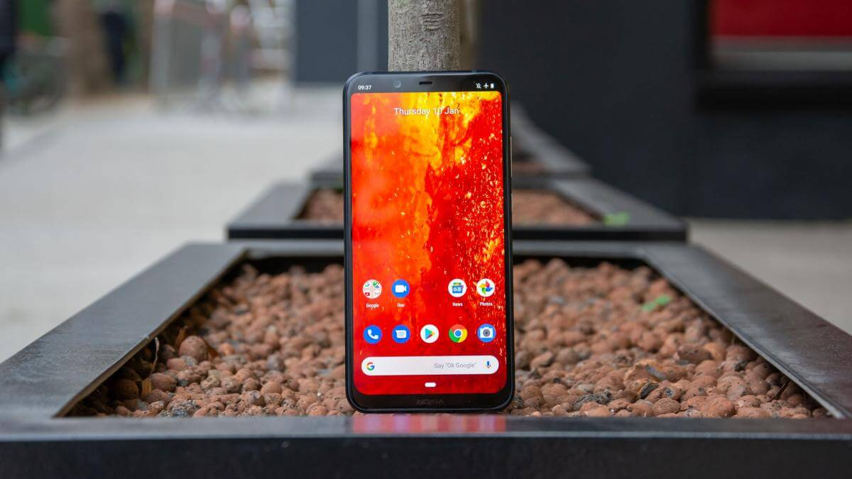 گوشی موبايل نوکيا مدل 8.1 ظرفيت 128 گيگابايت