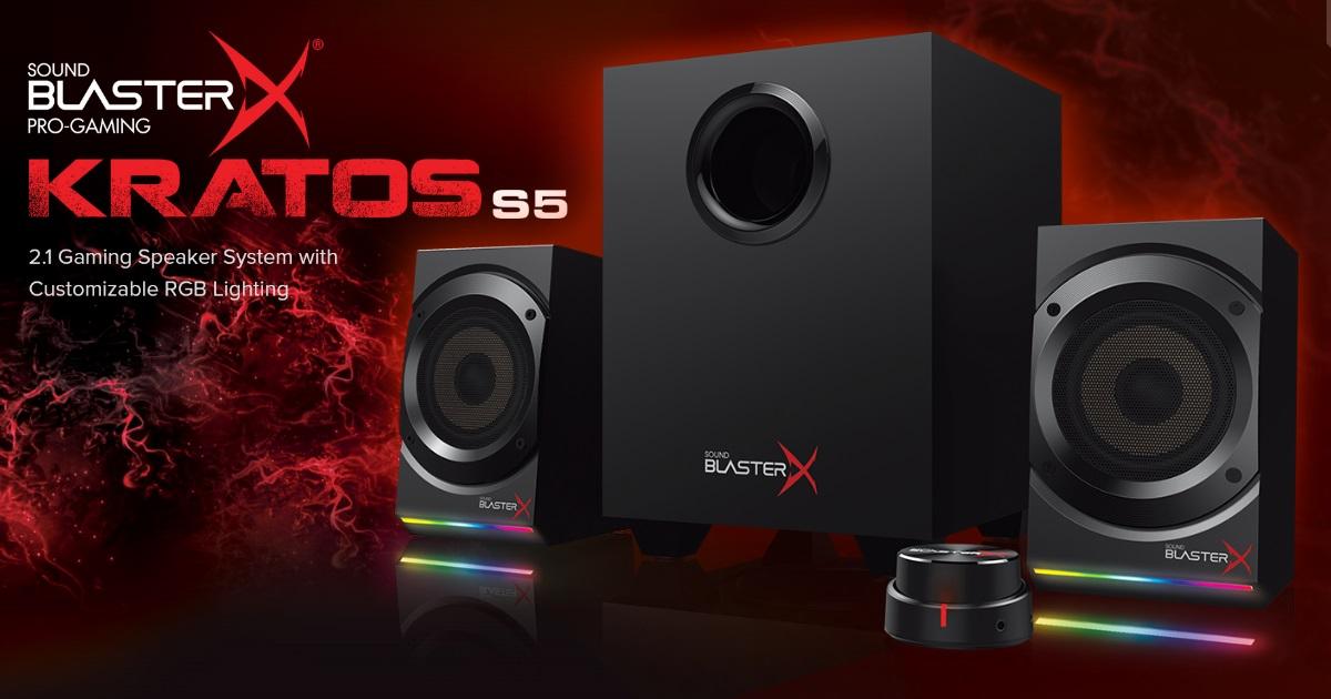 قیمت اسپیکر مدل X KRATOS S5