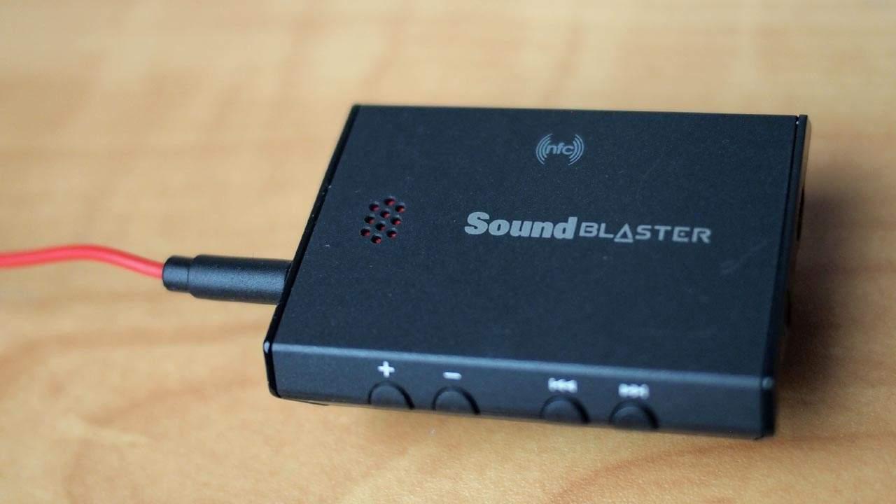 قیمت خرید کارت صدا و آمپلی فایر هدفون کریتیو مدل Sound Blaster E3