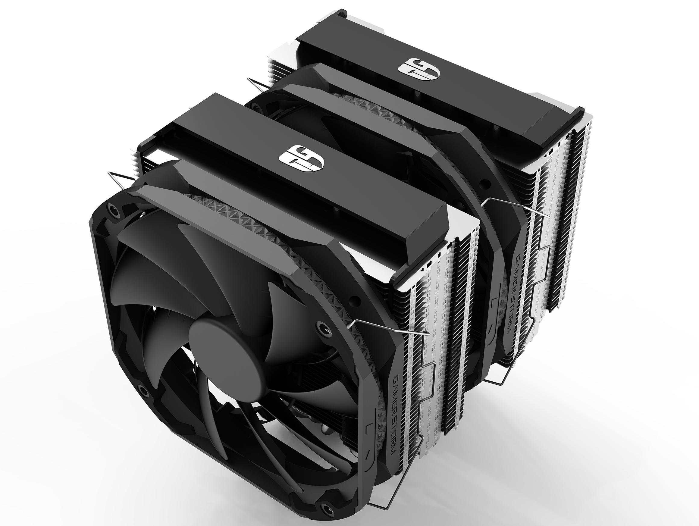 مشخصات خنک کننده پردازنده دیپ کول مدل Assassin III