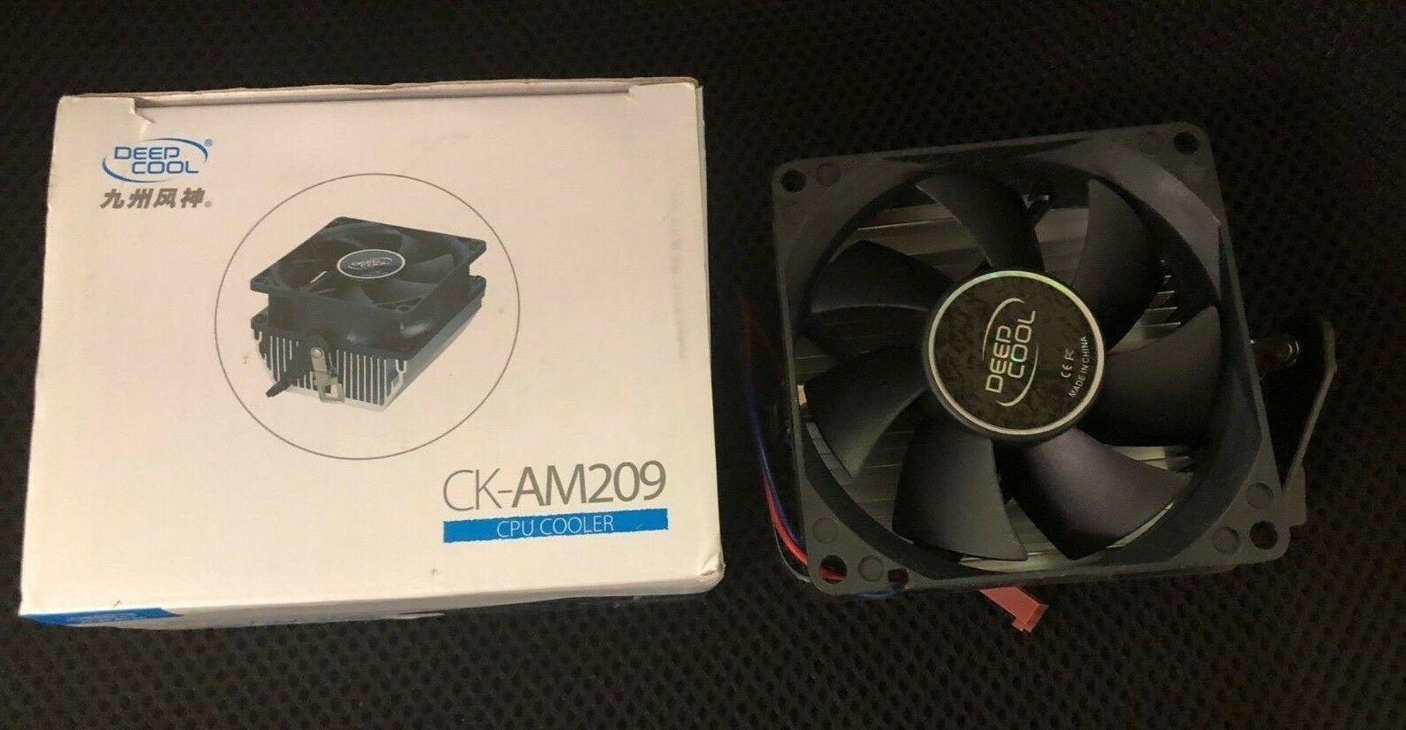 خنک کننده سی پی یو دیپ کول مدل CK-AM209