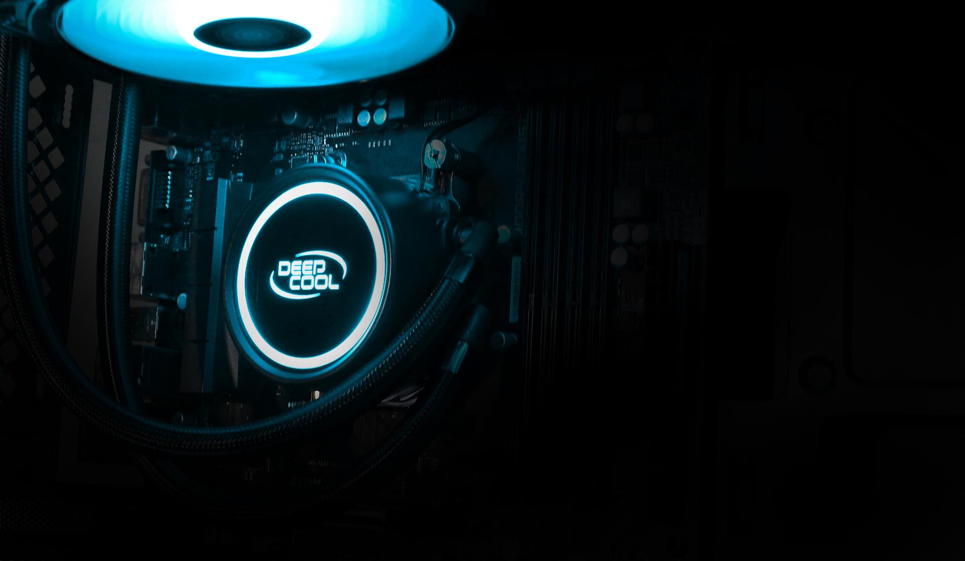 خرید خنک کننده سی پی یو دیپ کول مدل GAMMAXX L120 V2