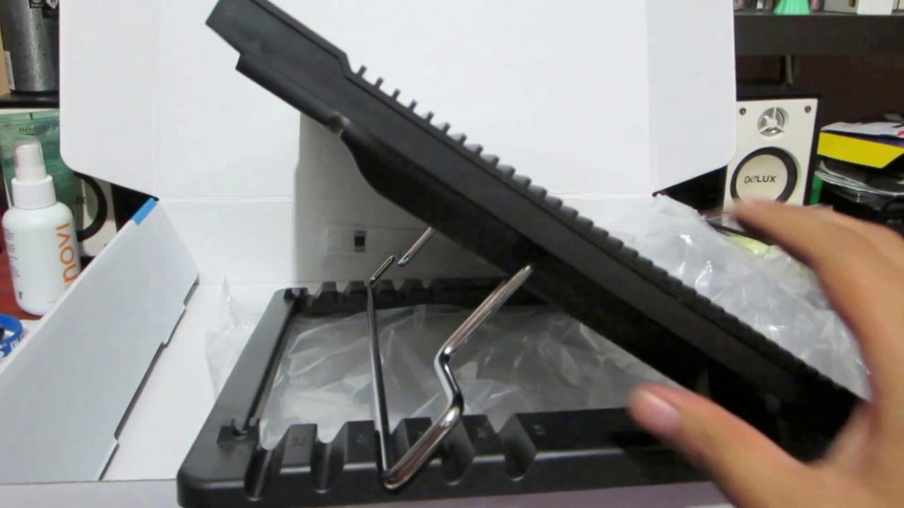 پایه خنک کننده لپ تاپ دیپ کول مدل N9