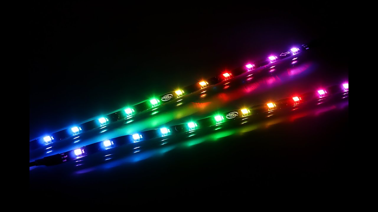 نوار LED تزیینی دیپ کول مدل RGB 200 PRO