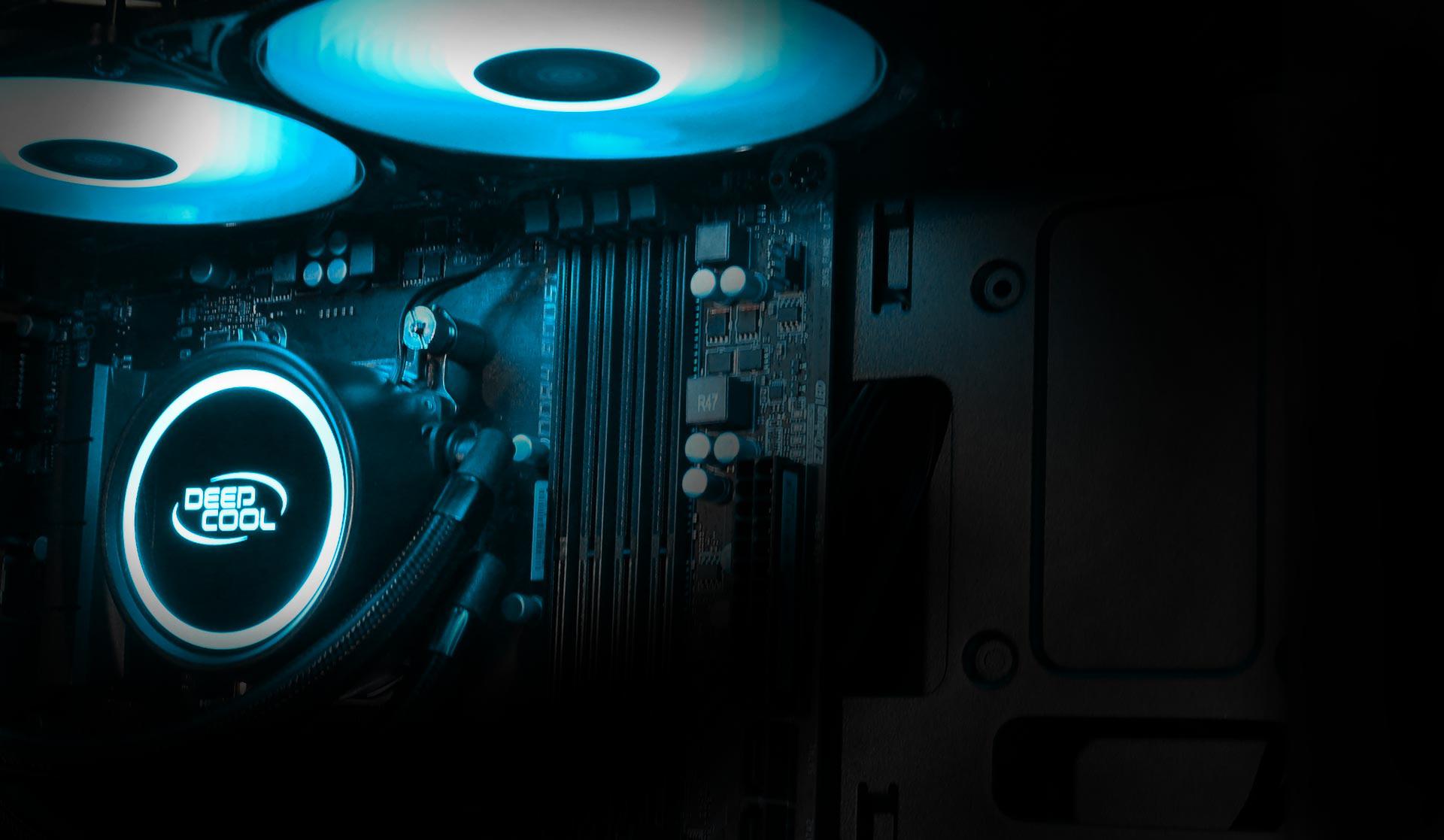 خرید فن سی پی یو دیپ کول مدل GAMMAXX L240 V2