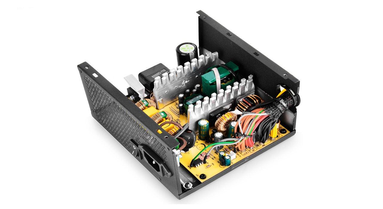 قیمت منبع تغذیه کامپیوتر دیپ کول مدل DN650