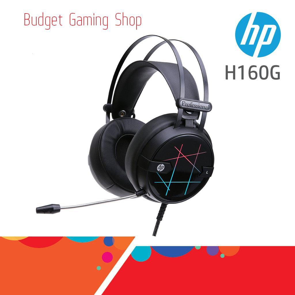 هدست گیمینگ مدل HP H160G