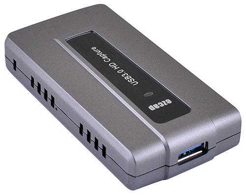 کپچر اکسترنال HDMI با پورت USB 3.0 مدل Ezcap 287