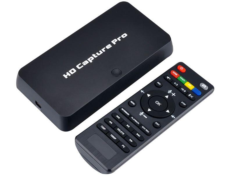 کارت کپچر ایزی کپ 295 با کیفیت HD مناسب برای ضبط ویدئو و گیمینگ
