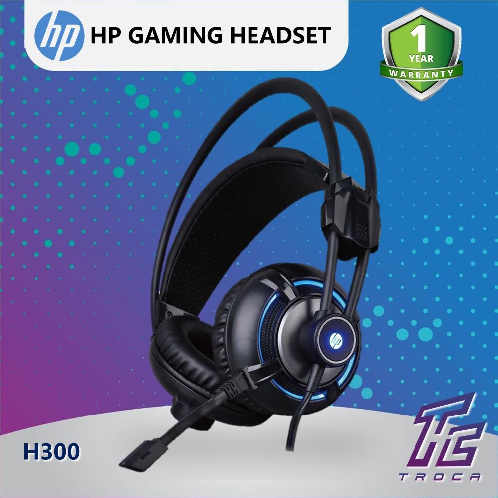 هدست مدل HP H300