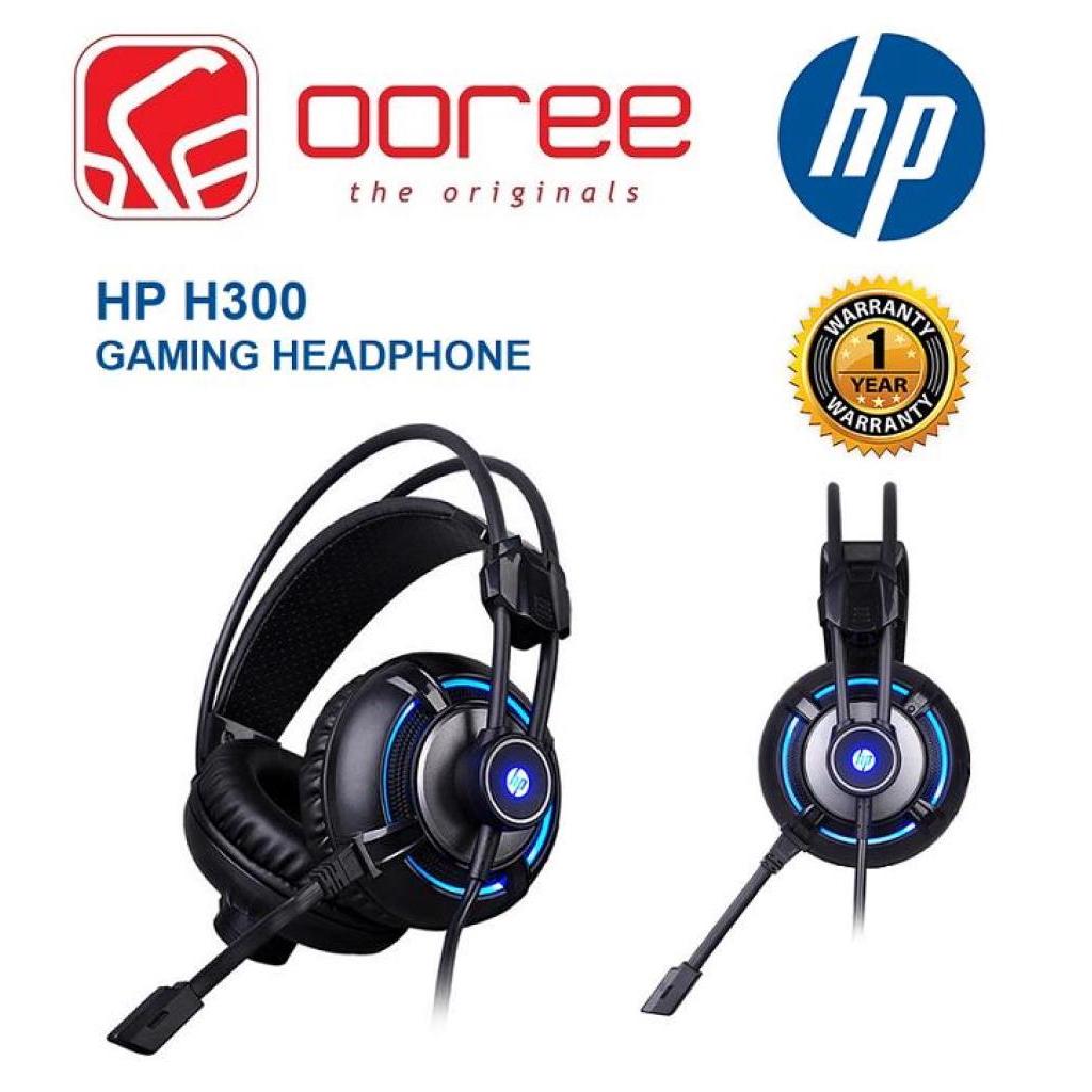 خرید هدست گیمینگ با سیم اچ پی مدل HP H300