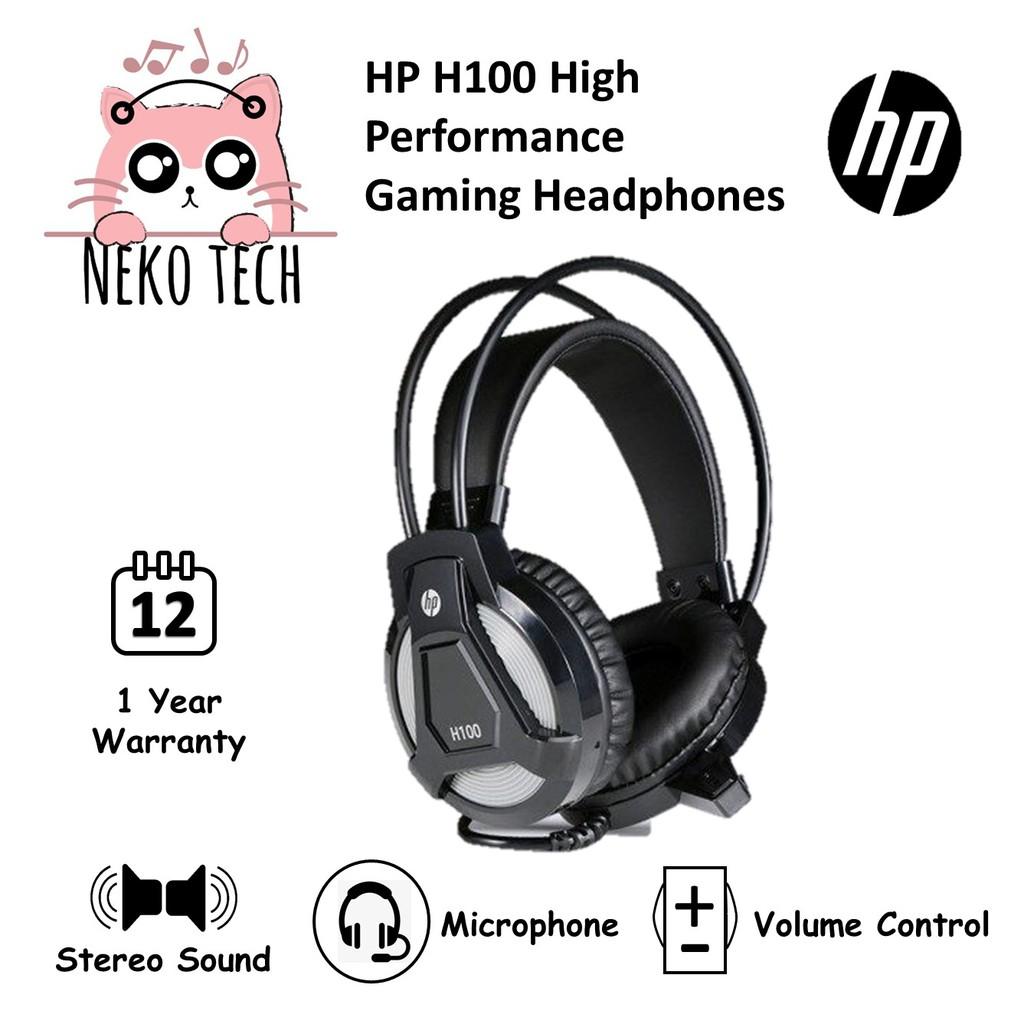 خرید هدست گیمینگ مدل HP H100