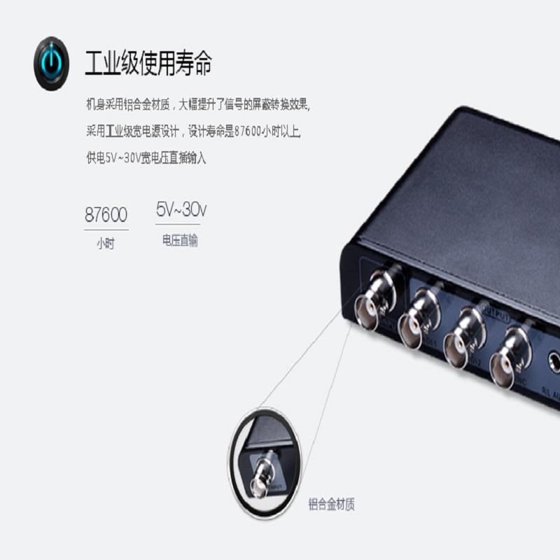 قیمت مبدل SDI به BNC مدل LKV364