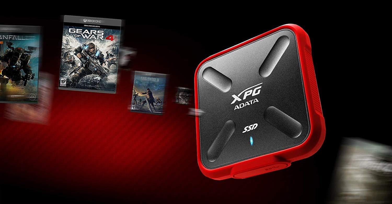 خرید حافظه SSD ای دیتا مدل SD700X با ظرفیت 256 گیگابایت
