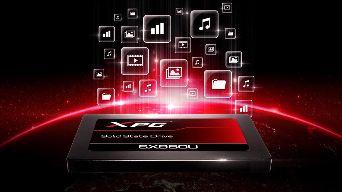 قیمت حافظه SSD ای دیتا مدل SX950 ظرفیت 480 گیگابایت