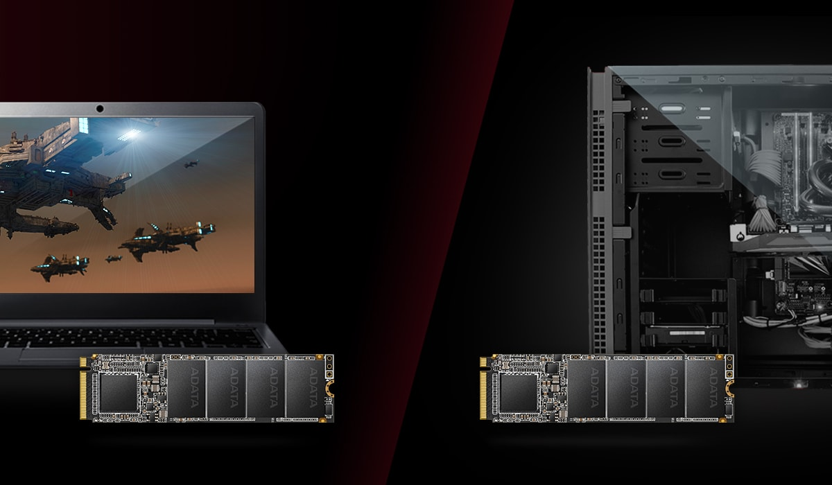 خرید اس اس دی اینترنال ایکس پی جی مدل SX6000 M.2 2280 با ظرفیت 256 گیگابایت