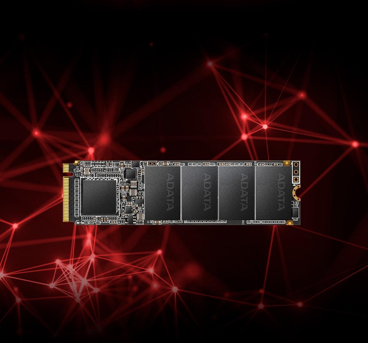 خرید اس اس دی اینترنال ایکس پی جی مدل SX6000 Pro PCIe Gen3x4 M.2 2280 با ظرفیت 1 ترابایت